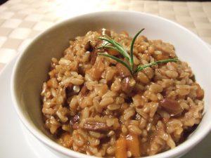 Brown rice, rice, beriberi