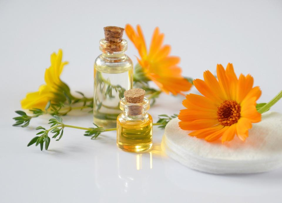 caleunda, flower, oil, balanitis