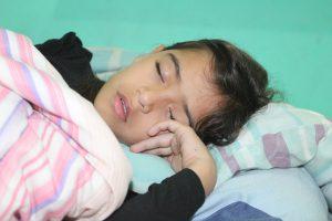 Child, bedwetting