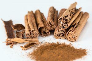 Cinnamon, bedwetting