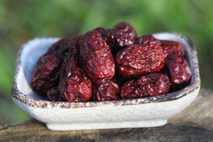 dates, anemia