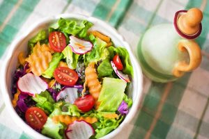 Salad, gallstones