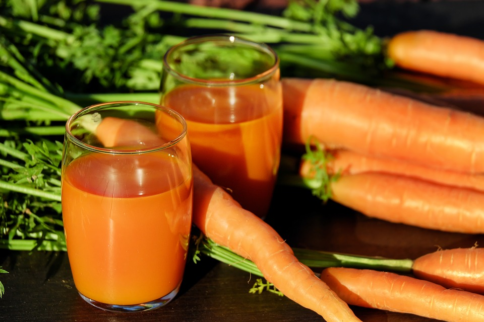 carrot, juice, dye, carrot health benefits