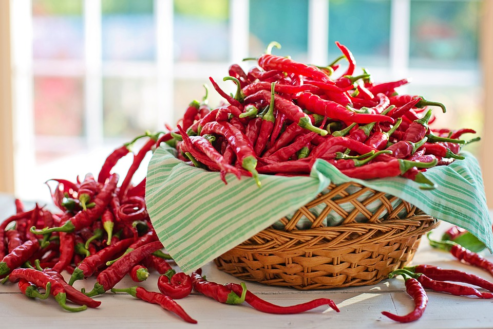 cayenne, tumors, pepper, spice, spicy, flu