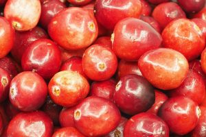 cranberries, prostate