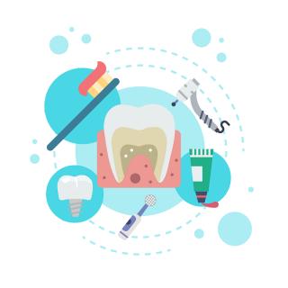 dry socket, dentist, teeth, tea tree oil