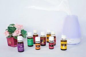 essential oils, diffuser
