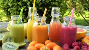 juice, cold feet, fruit