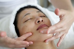 facial massage, massage, spa, facial paralysis