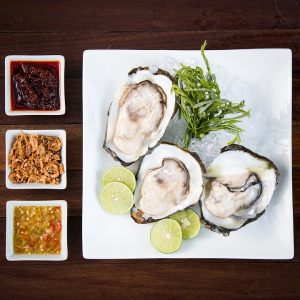 oyster, prostate