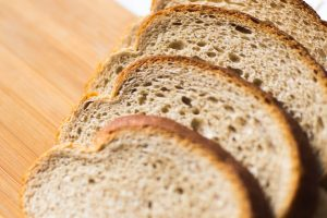 bread, whole grains, fibrocystic