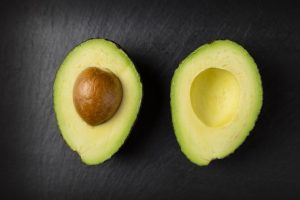 avocado, hair loss, vitamin A