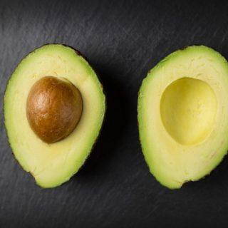 avocado, hair loss, vitamin A