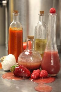 vinegar, salad, weight loss, lose weight