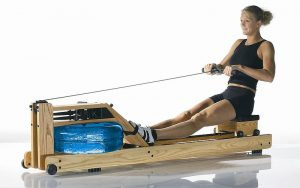 rowing, exercise, belly fat
