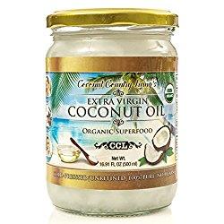 huile de coco, annonce, boutique