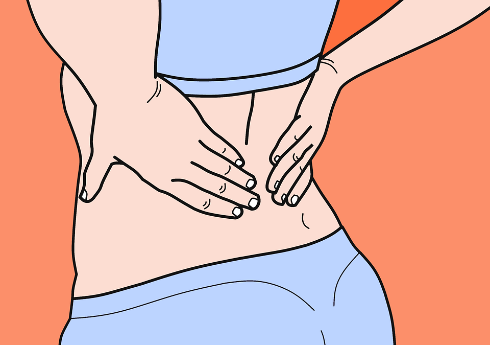 back pain, home remedies for waist pain