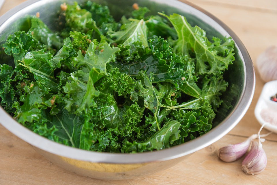 kale, leafy green, vegetable, astigmatism