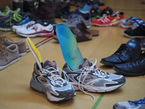 shoes, insoles, sports, body odor