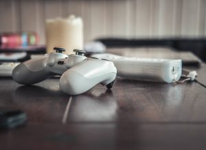 video games, controller, technology addictions