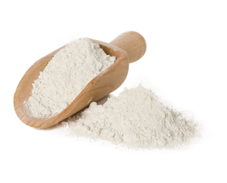white clay, face wash
