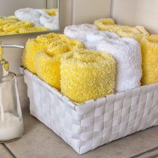 soap, towel, face wash
