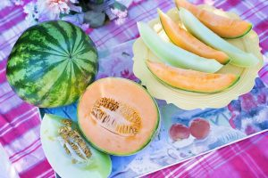eyesight, melon, watermelon, cantaloupe, honeydew, macular degeneration