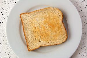 bread, toast, hangover