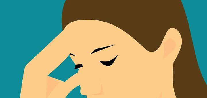 fever, headache, sick, flu