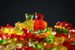 gummy bears, fever, candy, gelatin