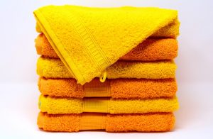 washcloth, earache, towel