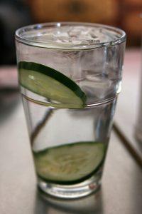 cucumber, cucumber water, cucumber health benefits