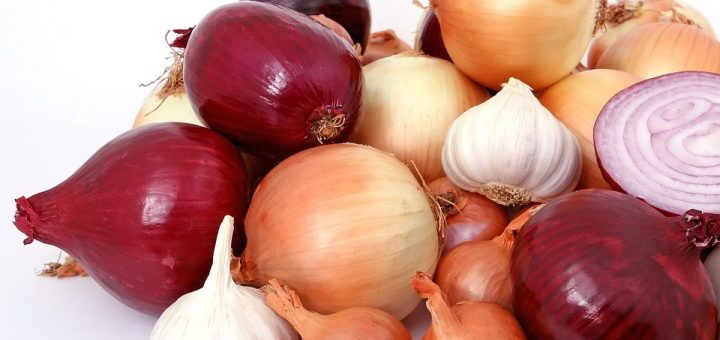 onions, onion health benefits
