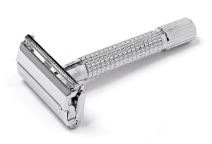 jock itch, razor, safety razor