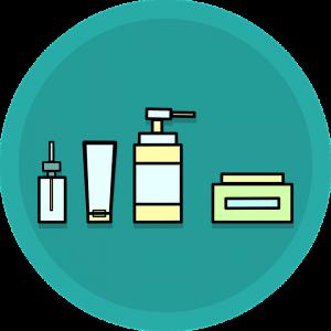 shampoo, moisturizer, skincare, haircare