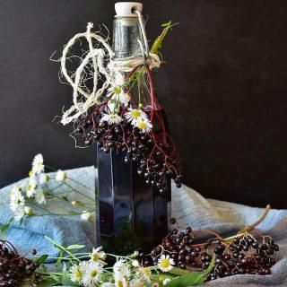 elderberry, elderberry health benefits