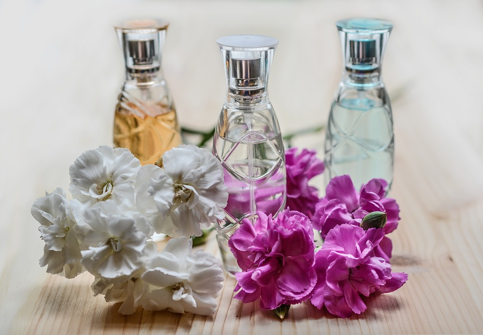 perfume, DIY Floral Perfume