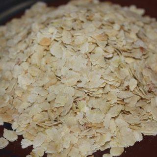 beaten-rice